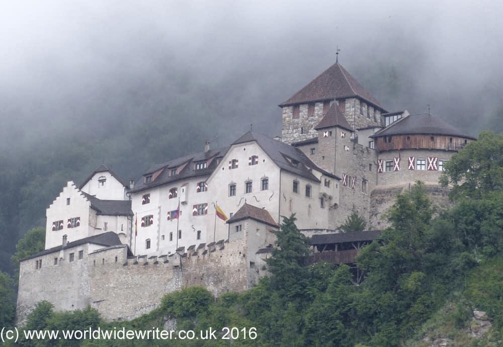 Vaduz castle