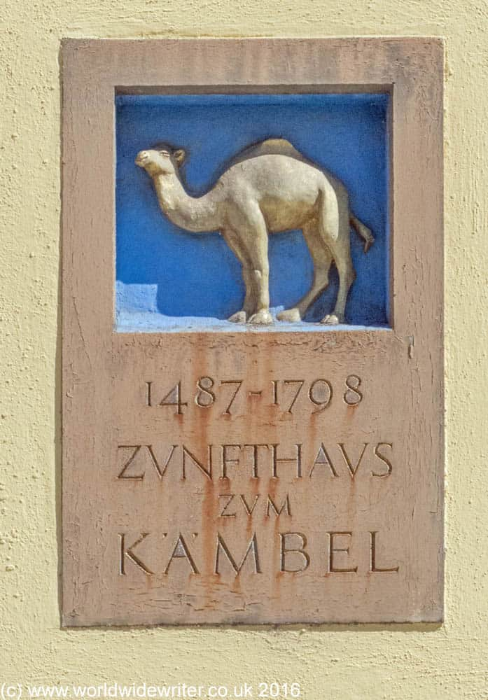 Sign of the Camel