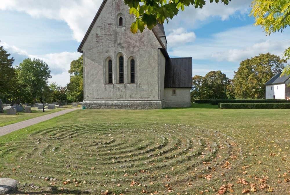 The Stone Labyrinths of Gotland