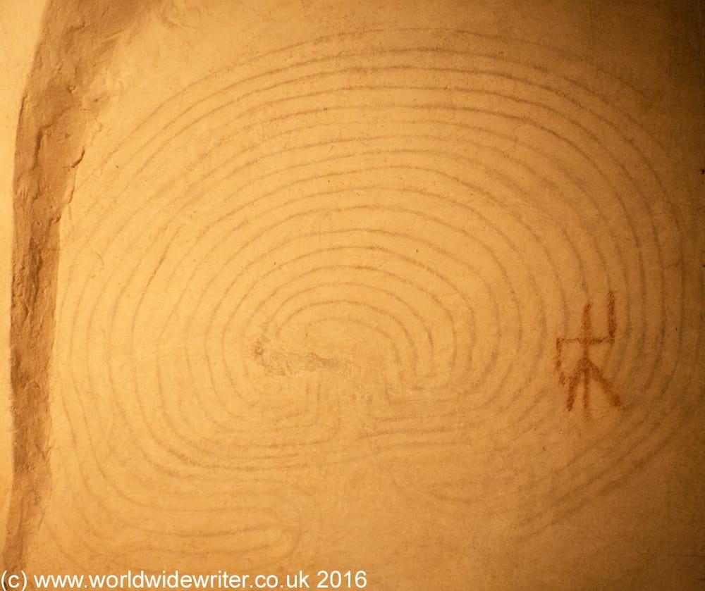 Labyrinth at Hablingo, Gotland