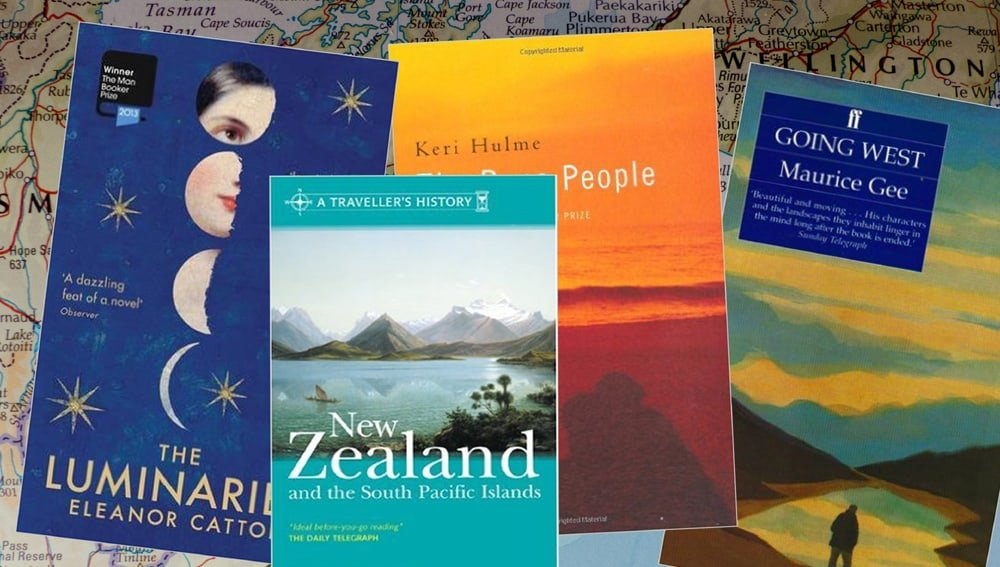 Books to Read Before You Visit New Zealand
