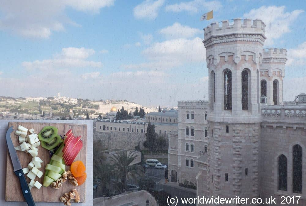 Eating my way around Jerusalem with BiteMojo
