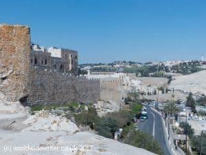Jerusalem City Walls