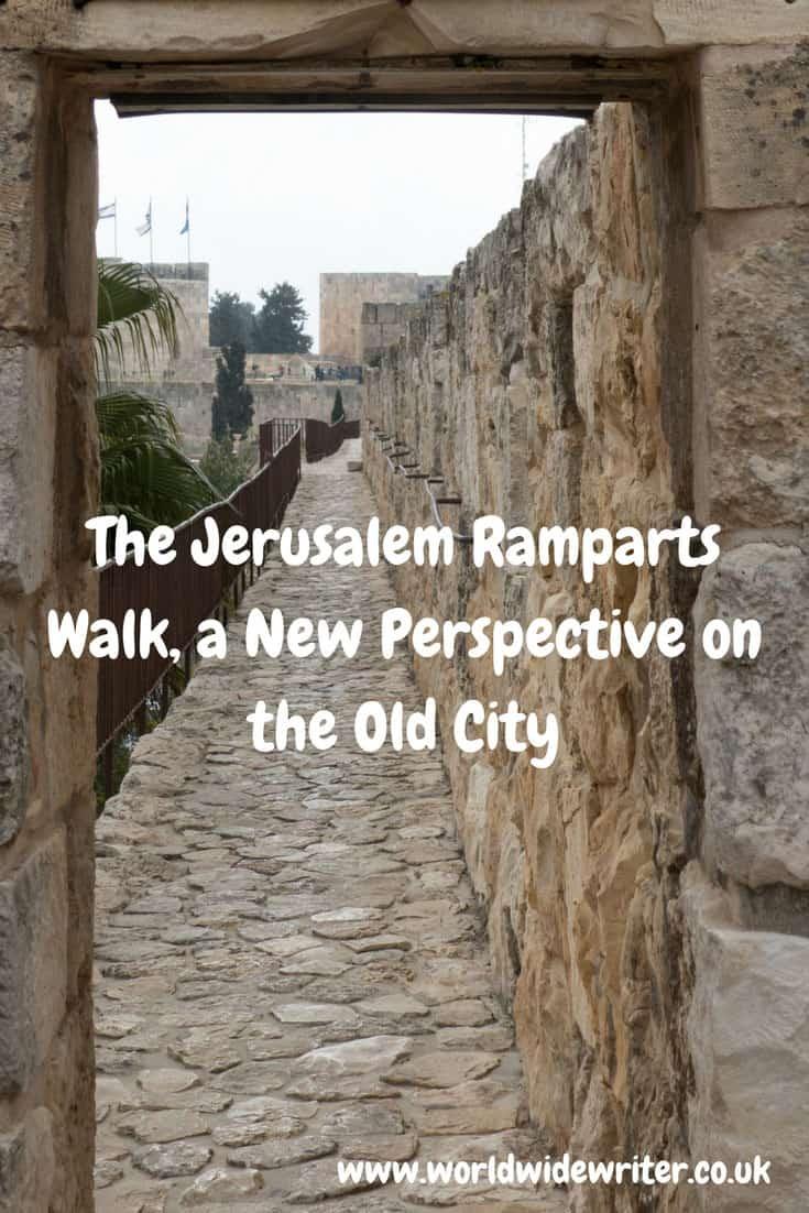 Jerusalem Ramparts Walk