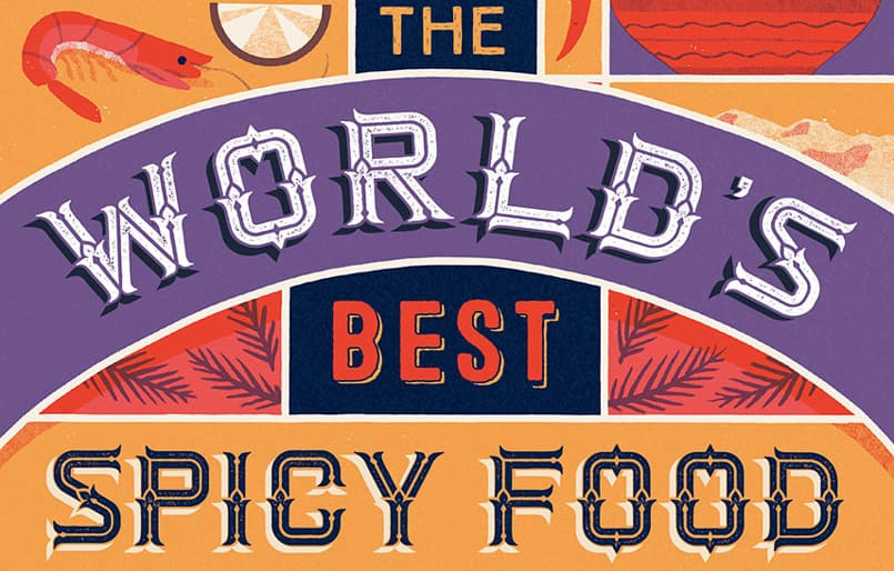 Book Review: The World's Best Spicy Food by Lonely Planet