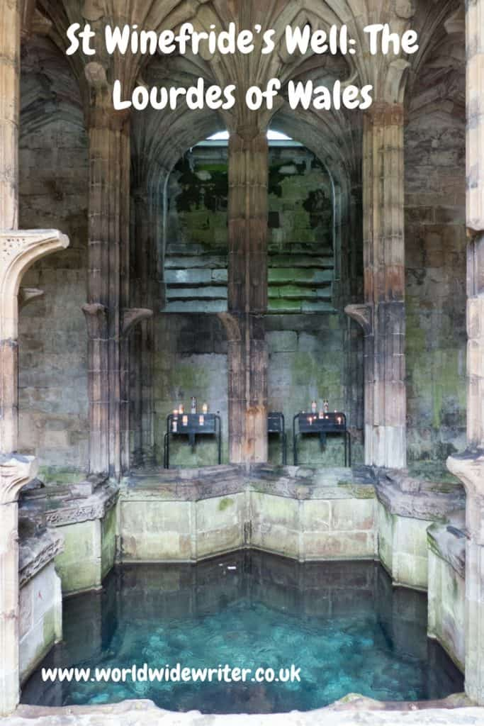 St Winefride's Well, Holywell