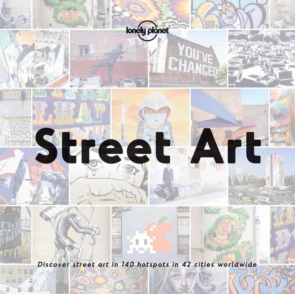 Lonely Planet Street Art