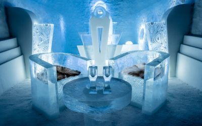 Why I'd Love to Stay at the IceHotel in Swedish Lapland