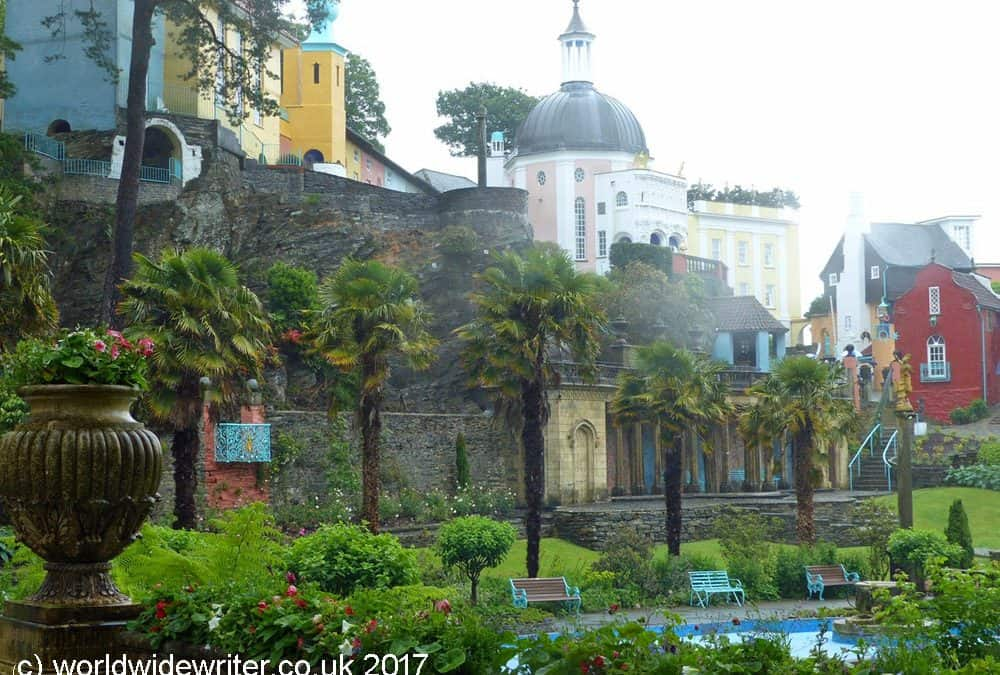 Exploring the Architectural Folly of Portmeirion