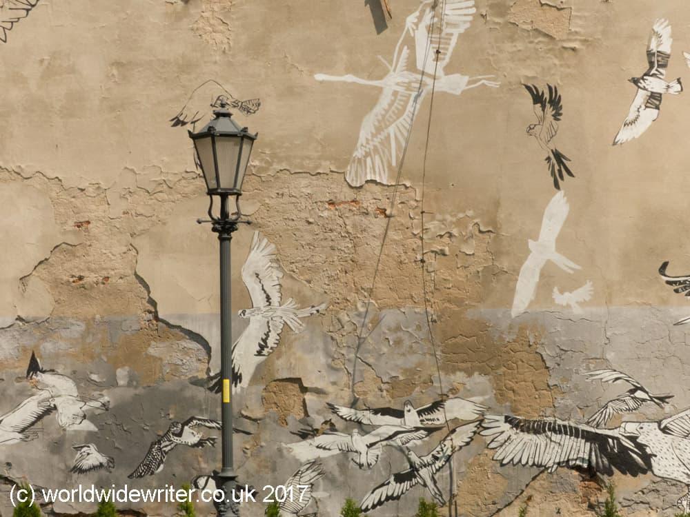 Street art, Tarnów