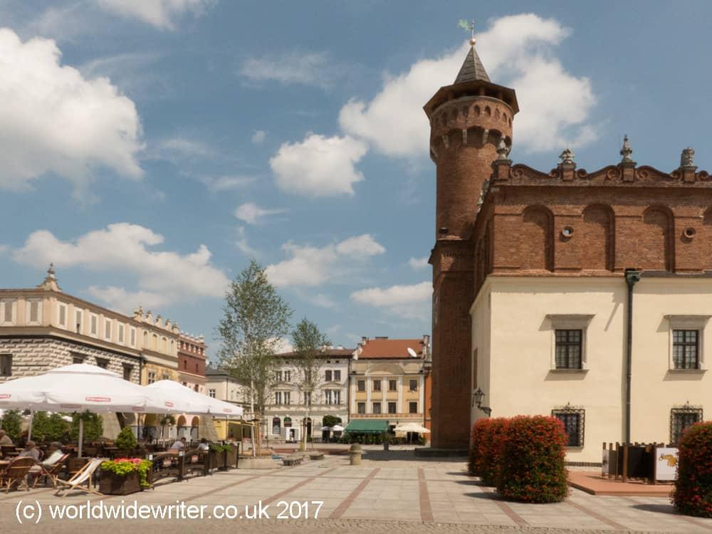 Town Square, Tarnów