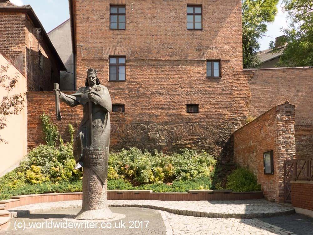 Town walls, Tarnów
