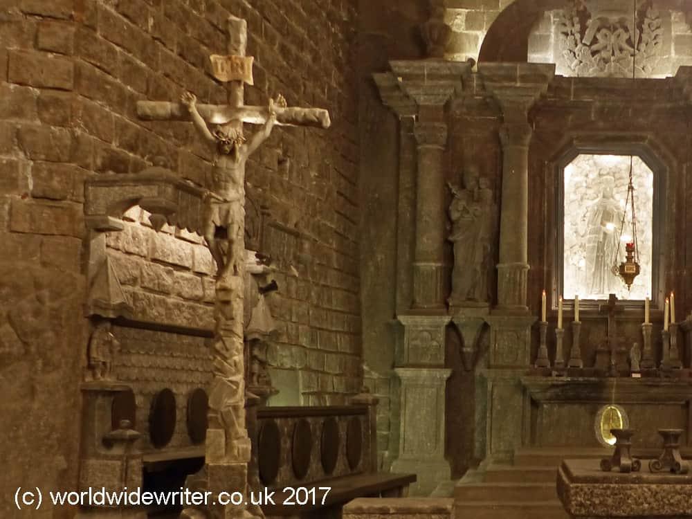 Wieliczka salt cathedral