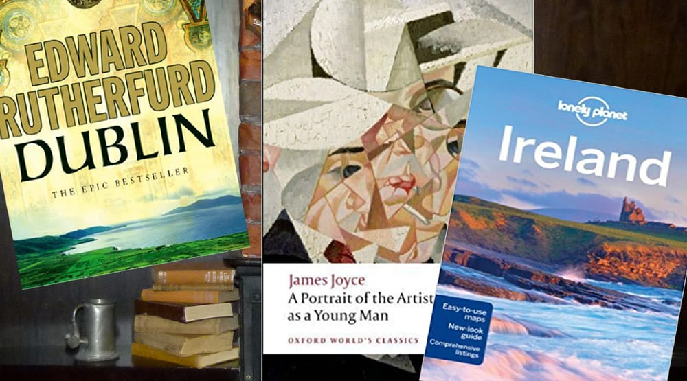 Books to read before you go to Ireland