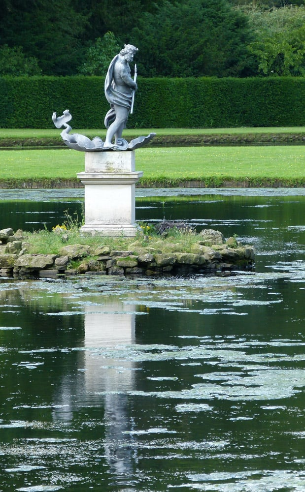 Water gardens, Studley Royal