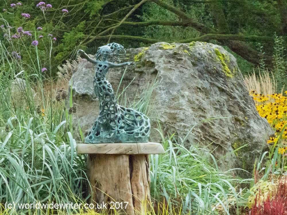 Sculpture, Blarney Castle