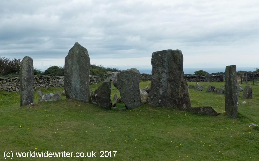 Cashtal yn Ard, Isle of Man