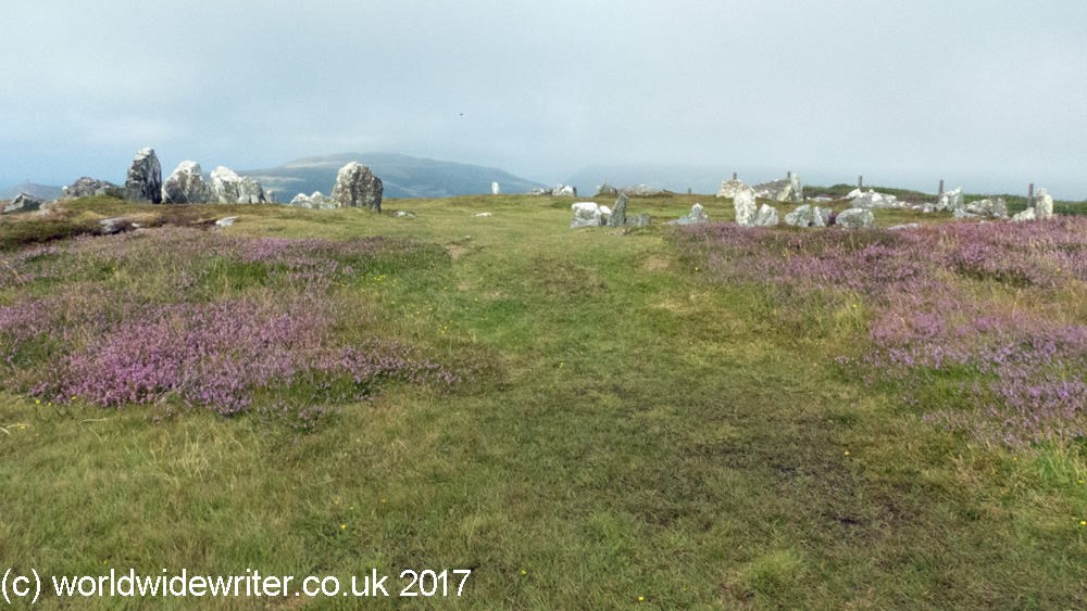 Mull Stone Circle, Isle of Man