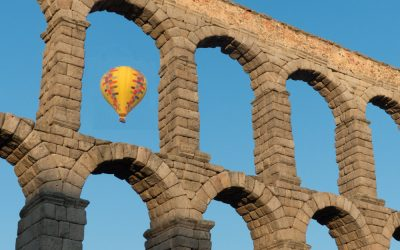 Exploring the Roman Aqueduct of Segovia