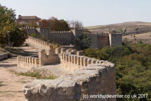 City Walls, Segovia