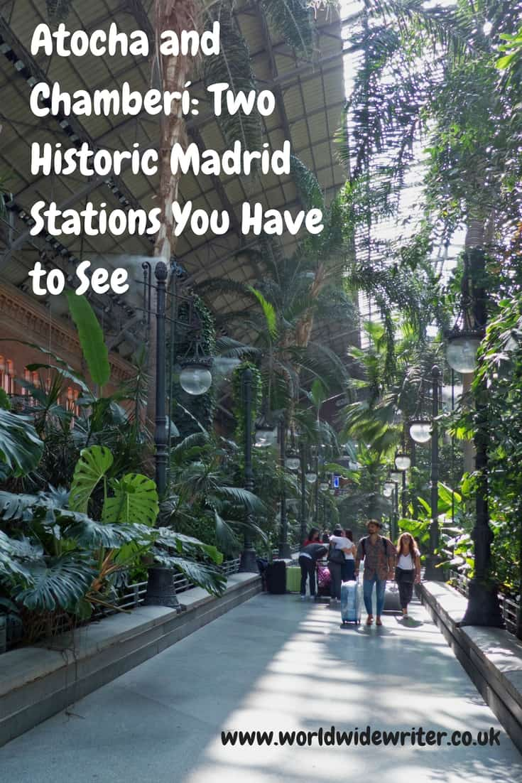 Madrid Atocha Station