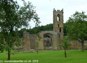 Ruins of Mount Grace Priory