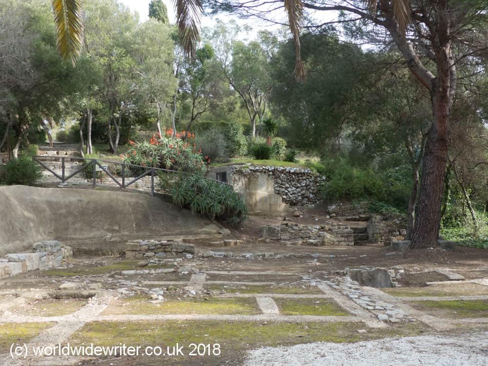 Carteia, Spain