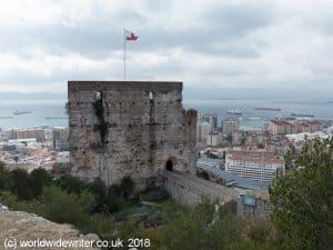 Moorish Castle, Gibraltar