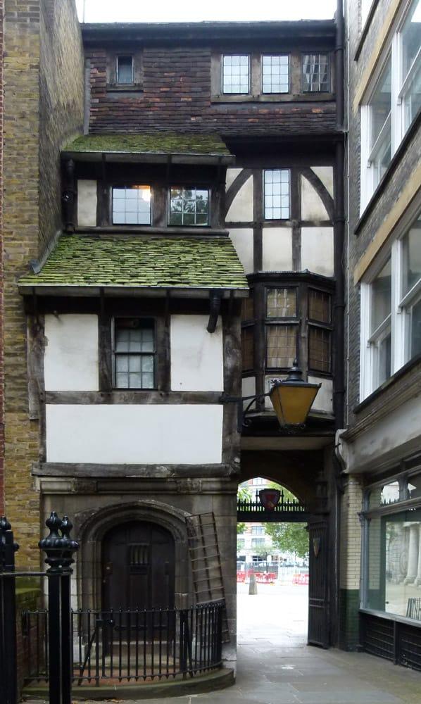 Martin Chuzzlewit's House