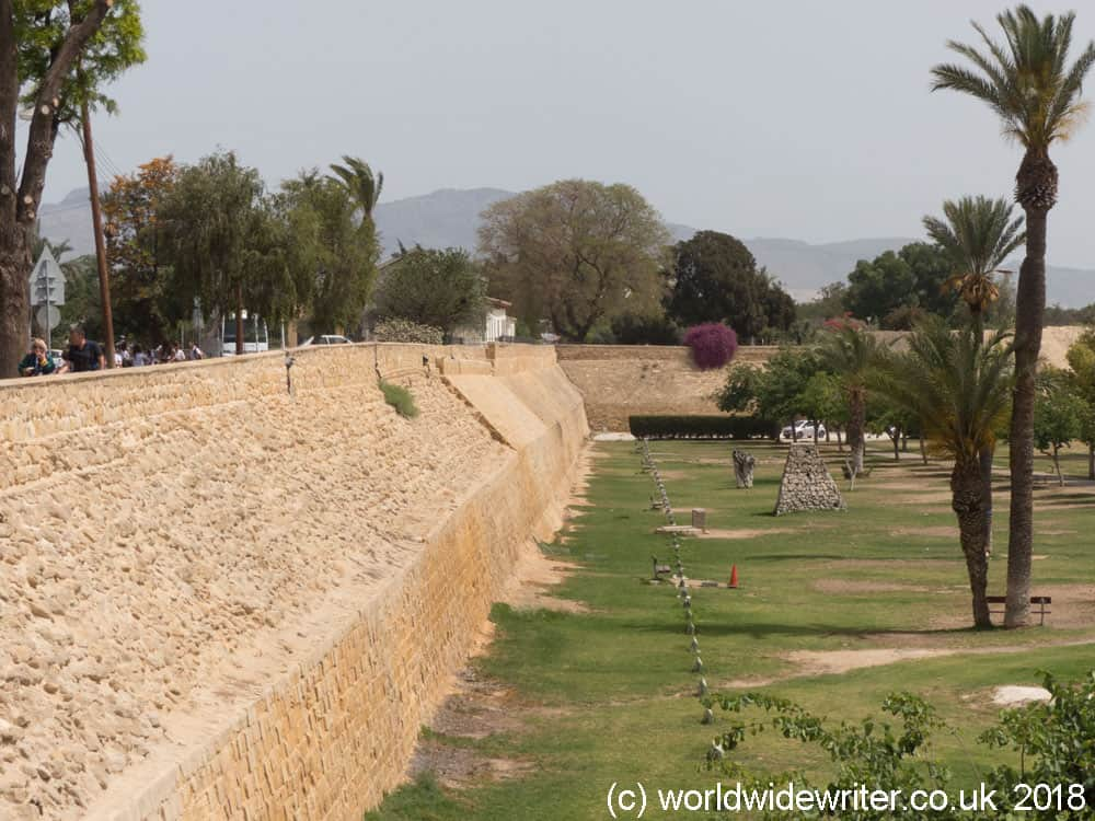 City wall, Nicosia