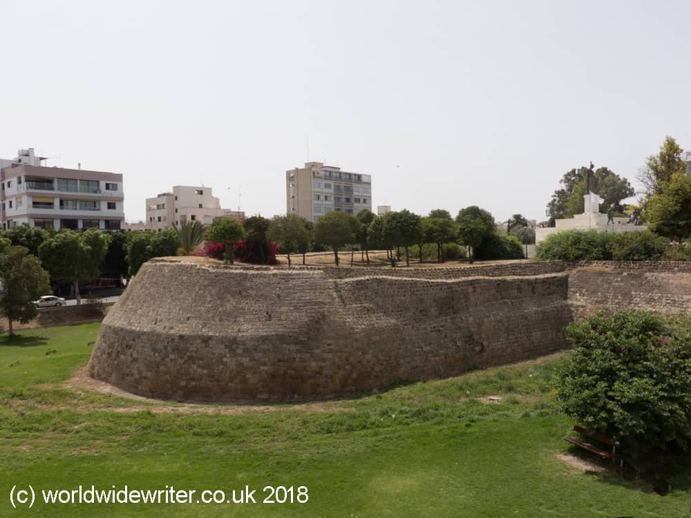Venetian bastion, Nicosia