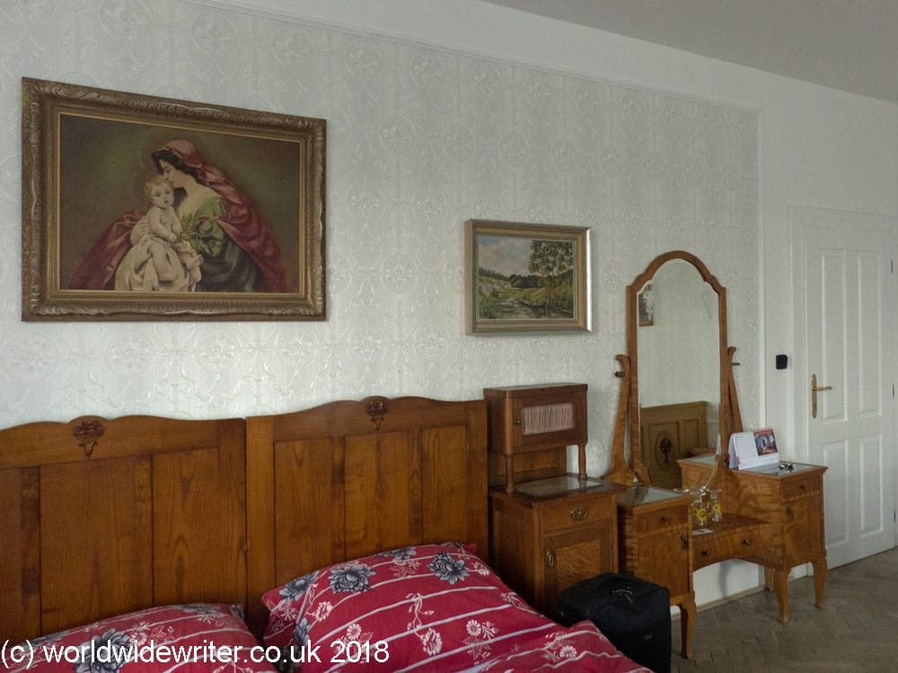 Accommodation in Svojanov Castle