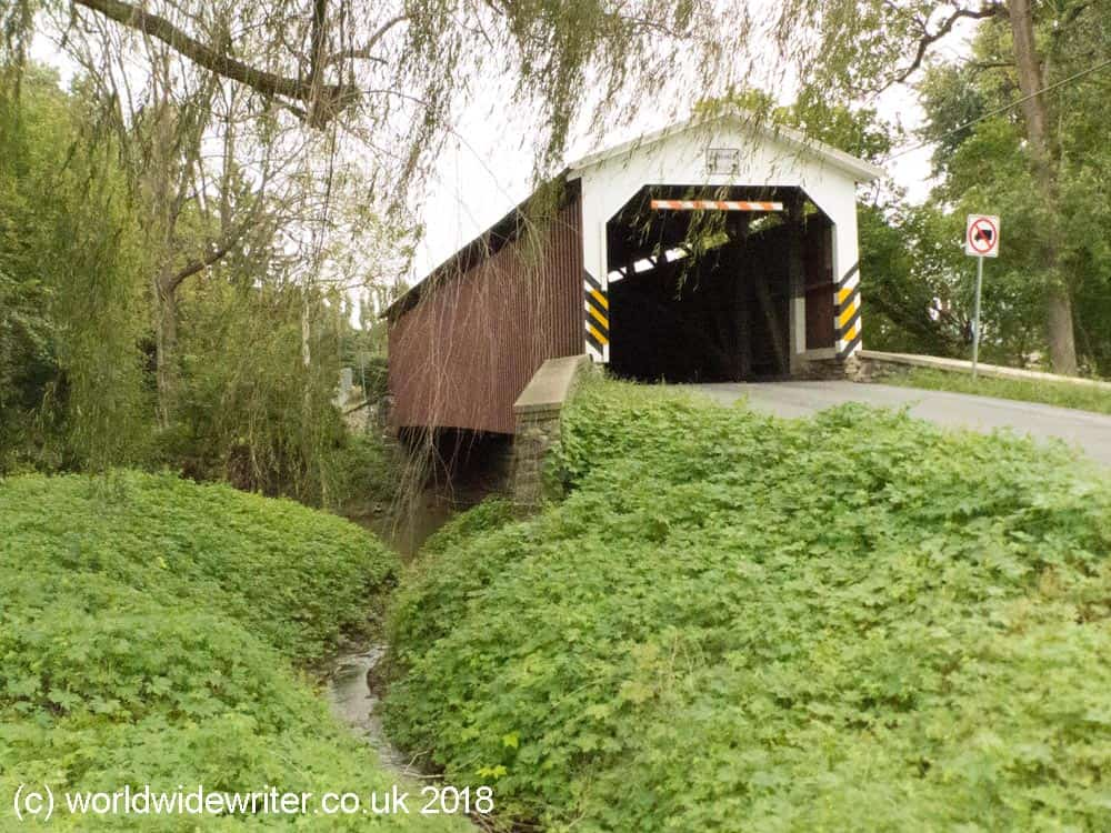 Lime Valley Bridge, Lancaster County