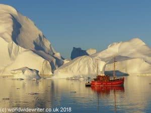 Ilulissat, the Iceberg Capital of the World