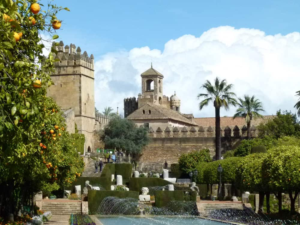 Alcazar of Córdoba