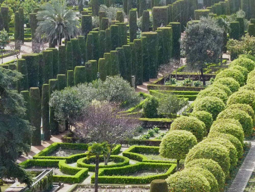 Gardens of the Alcazar of Córdoba