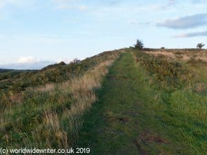 Antonine Wall, Croy Hill