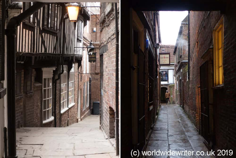 York passageways