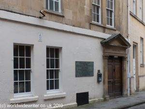 Old Theatre Royal and Masonic Hall, Bath