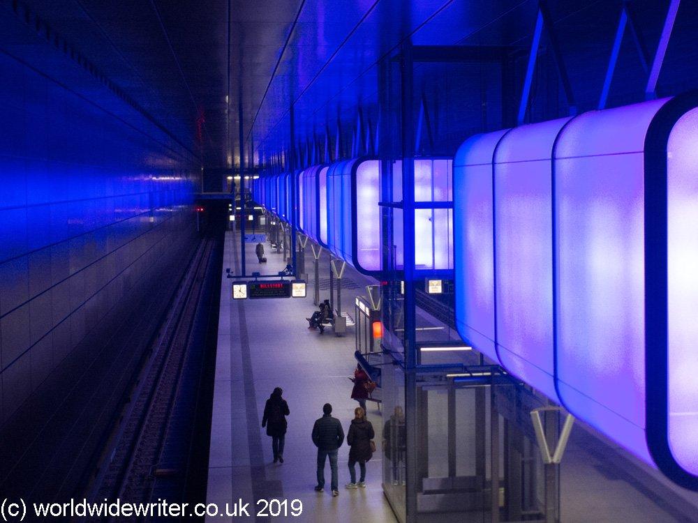 HafenCity Universität Station