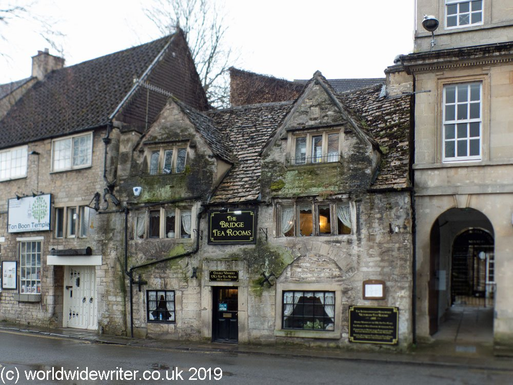Bridge Tea Rooms, Bradford on Avon