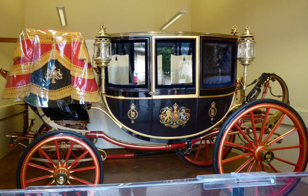 Glass Coach, Royal Mews