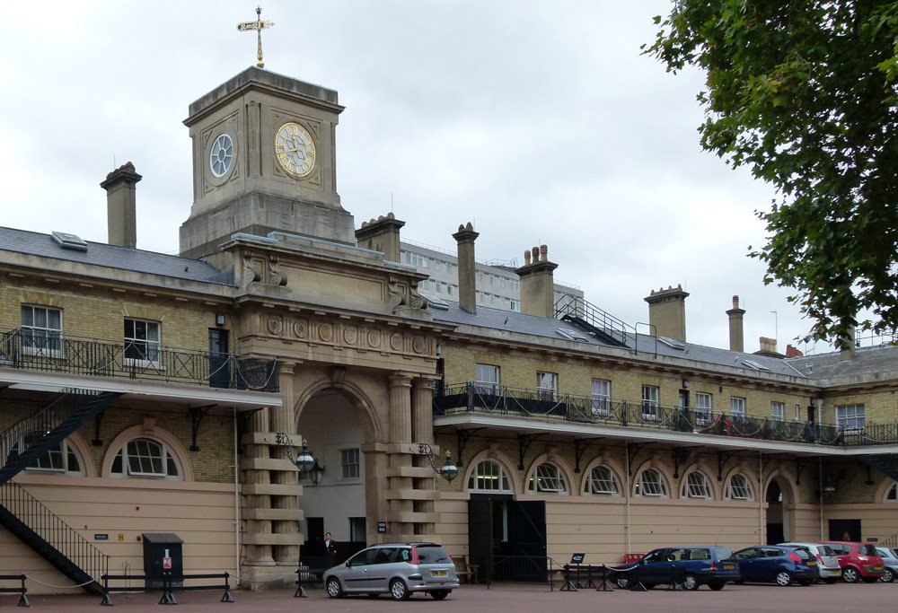 Royal Mews Apartments