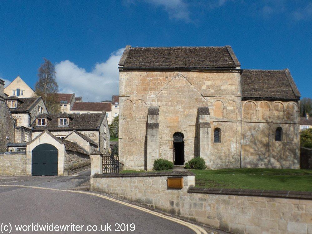 St Laurence, Bradford on Avon