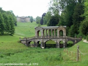 Palladian Bridge, Prior Park, Bath