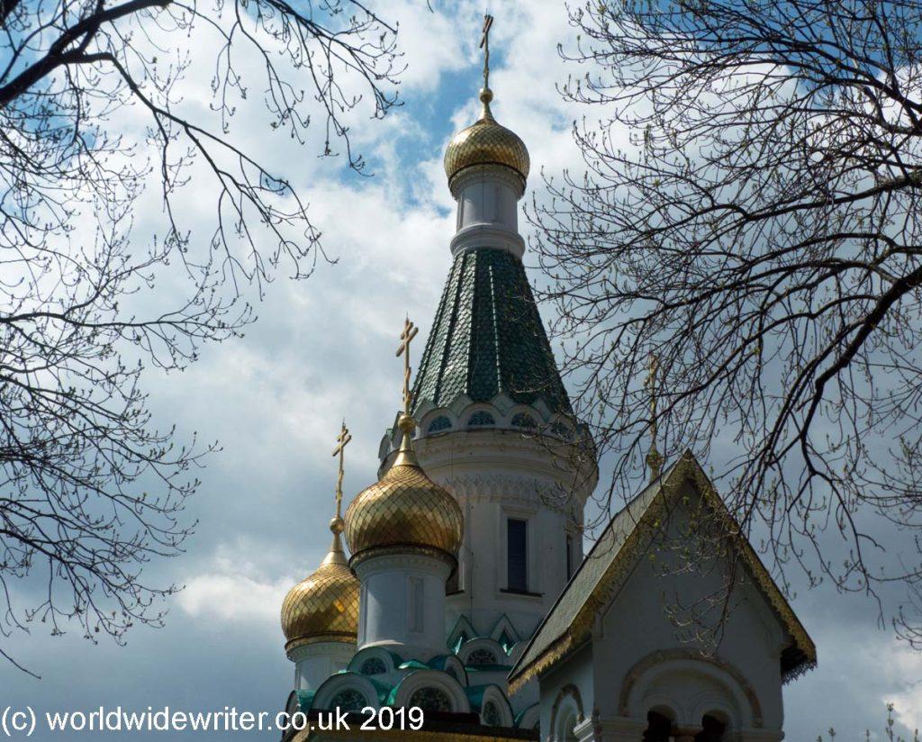 Russian Church, Sofia