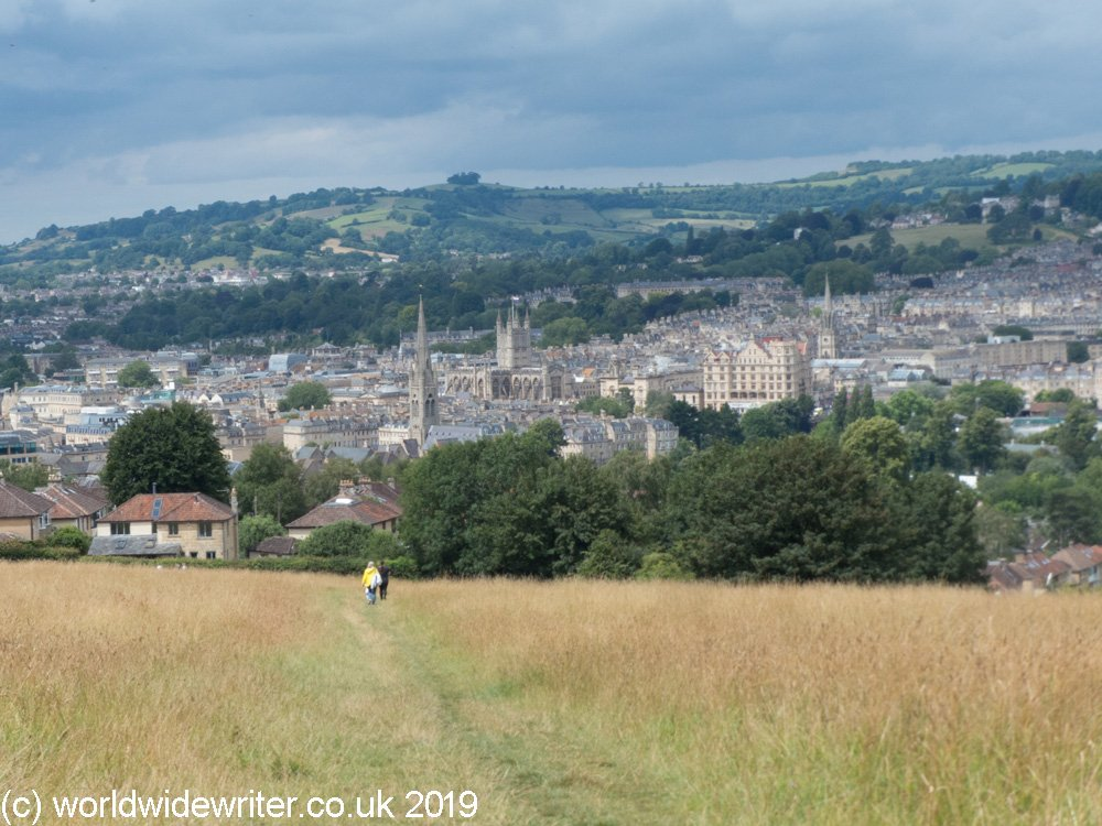 The Bath Skyline