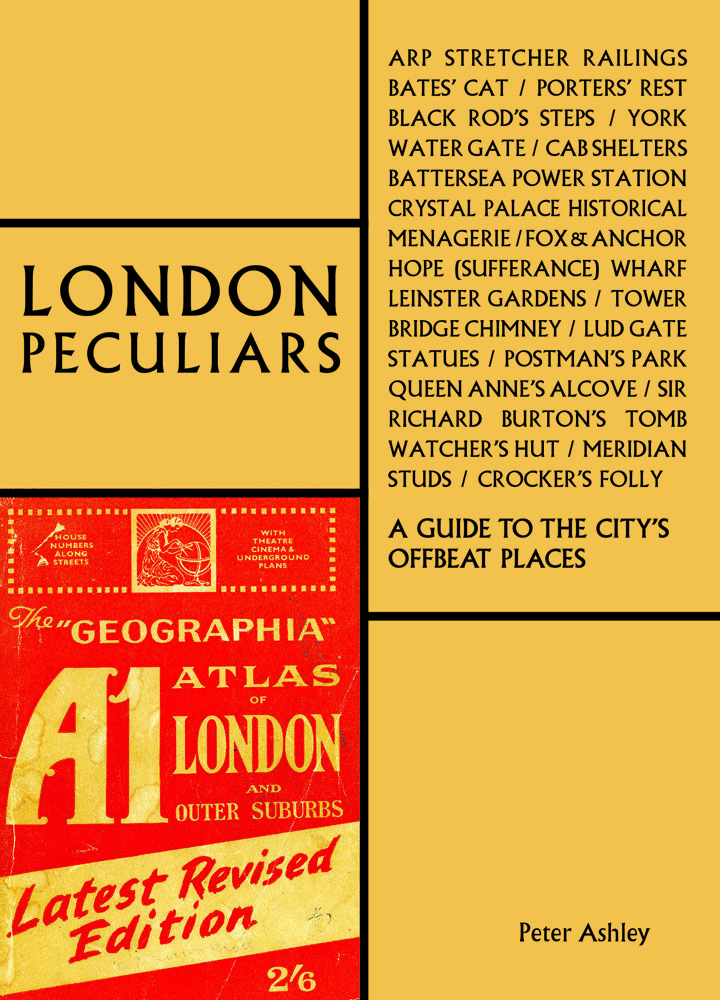 Cover of London Peculiars