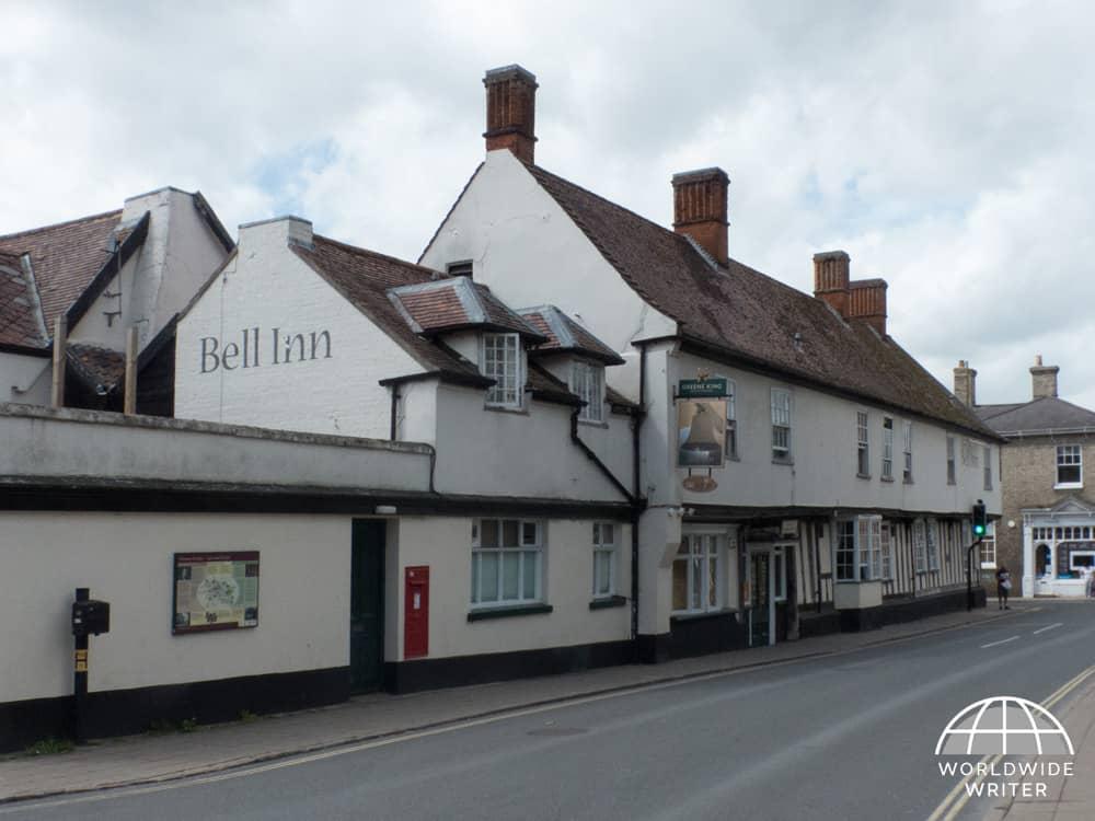 The Bell Inn, a historic pub