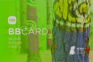 Green 72 hour Bilbao Card